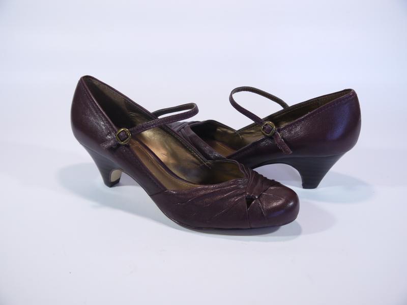 Туфлі шкіряні clarks blossom petal англія Clarks c4c230c8e4558