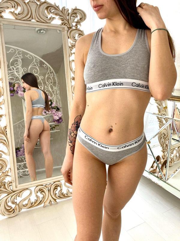 женский комплект нижнего белья шортики