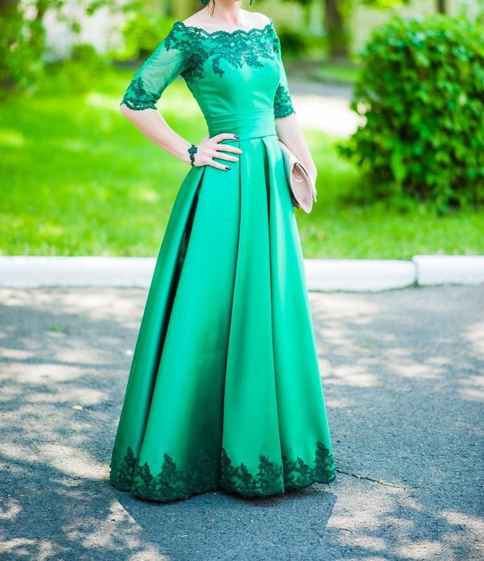 54e79f07eeae3e Випускне плаття, выпускное платье, вечірня сукня, цена - 4143 грн ...