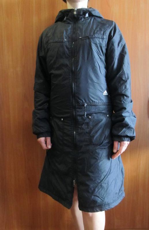 b1dd12a0d2f Легкое спортивное пальто плащ adidas1 фото ...
