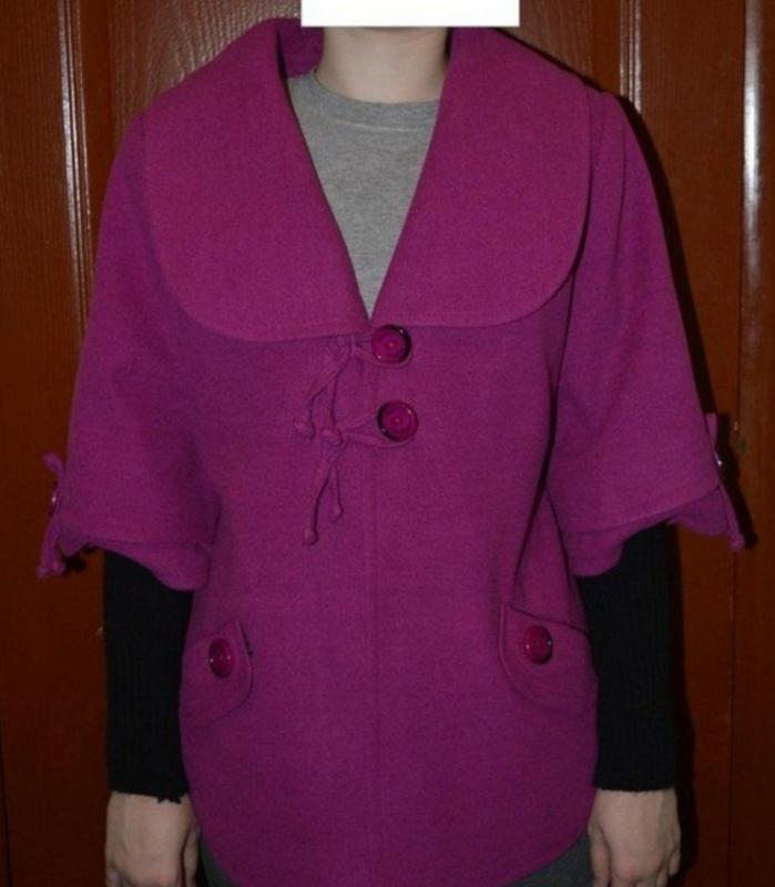 Новое кашемировое пальто демисезон, цена - 200 грн, #37329871, купить по доступной цене | Украина - Шафа