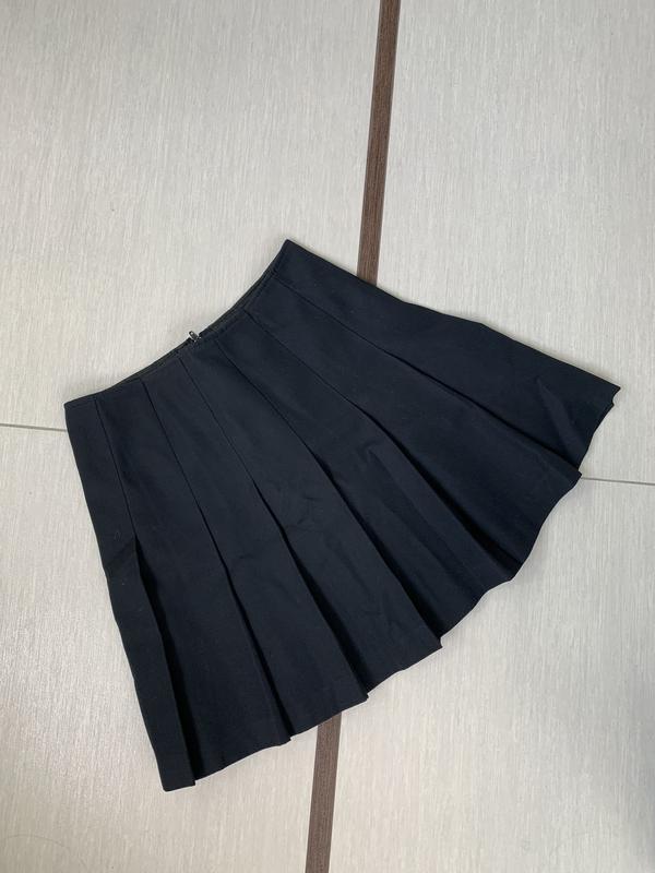 Супер актуальная юбка в складку, цена - 200 грн, #37583367, купить по доступной цене   Украина - Шафа