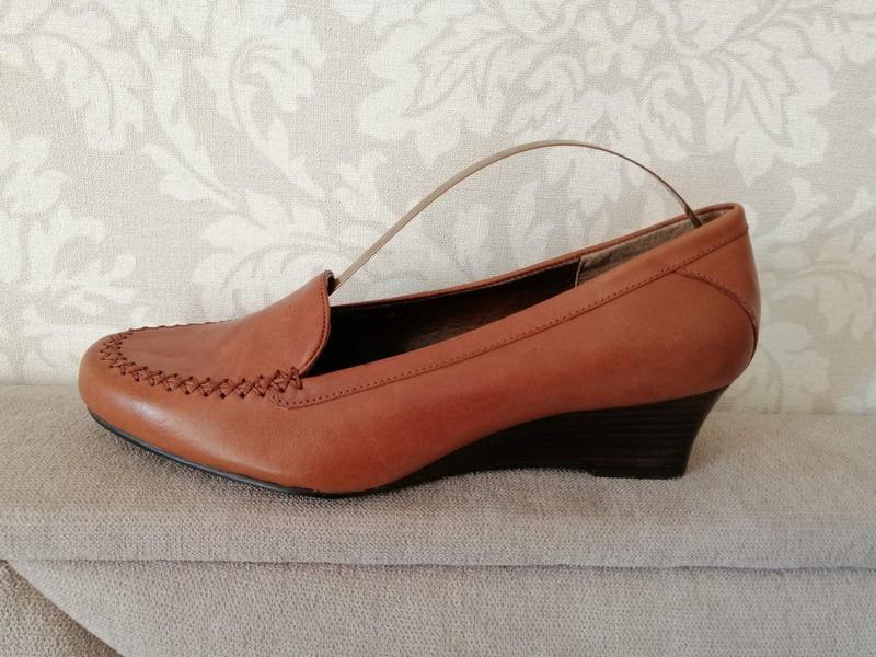 Женские туфли из натуральной кожи новые, цена - 100 грн, #37657342, купить по доступной цене   Украина - Шафа