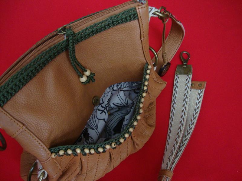 3345fa3afb96 Сумка the sak heritage оригинал натур кожа за 1630 грн. | Шафа