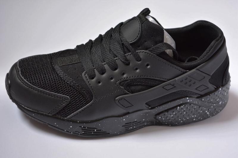 3dc3fae2 Кроссовки черные сетка весенние летние, цена - 520 грн, #4355068 ...