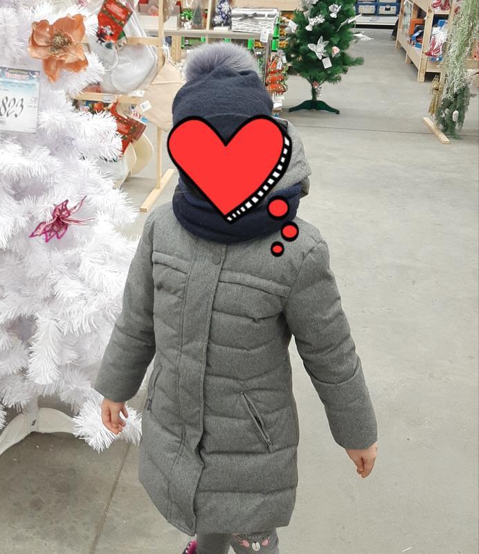 Зимний пуховик Reserved, цена - 710 грн, #37905764, купить по доступной цене | Украина - Шафа