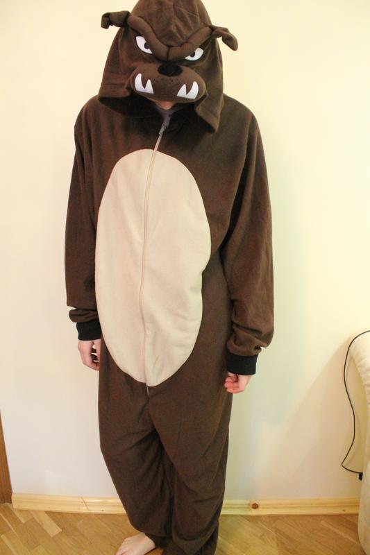 Пижама кигуруми для сноуборда размер хl(x-large) 091c8bedd4ca4