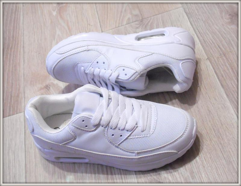 d0e2731ed Белые женские кроссовки коллекция весна 2017 размер 36-41, цена ...