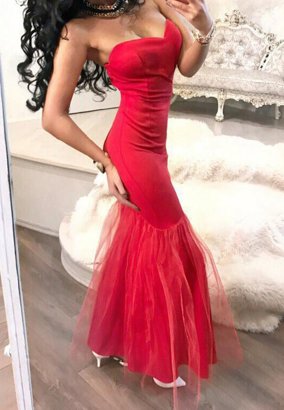 Довге червоне плаття1 ... 139762eeec100