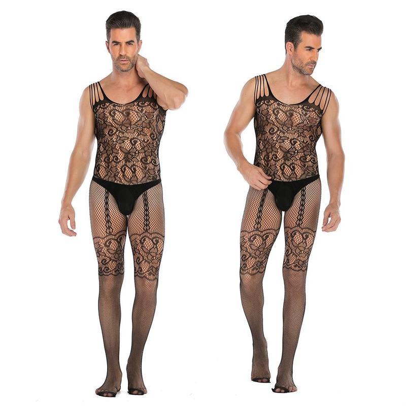 мужское эротическое кружевное белье