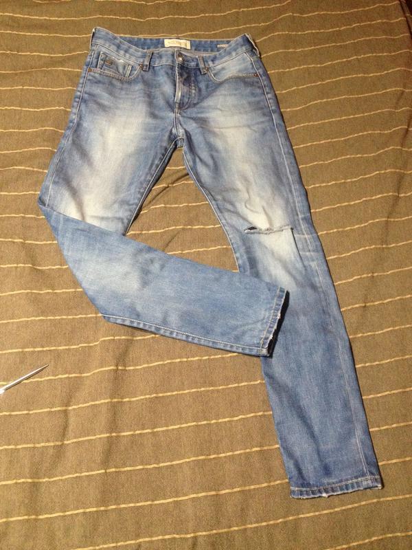 Бойфренди джинси унісекс 30 32 l Scotch Soda aa3169cfaf8d8