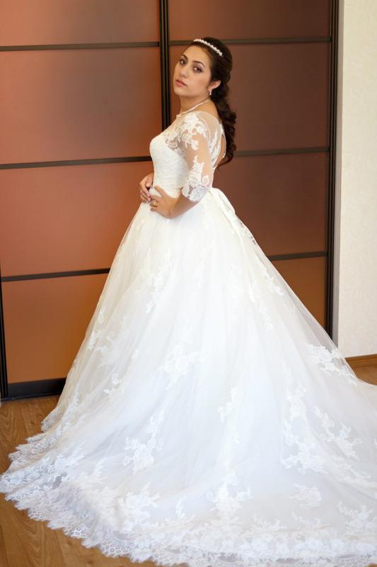 Свадебное платье бритни