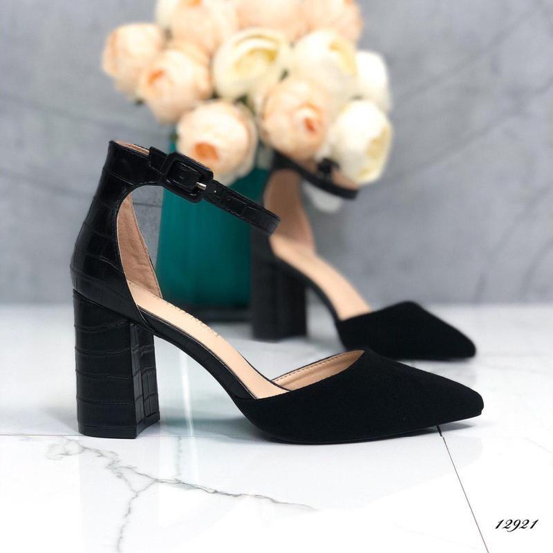 Женские туфли с острым носком, цена - 540 грн, #39262026, купить по доступной цене   Украина - Шафа