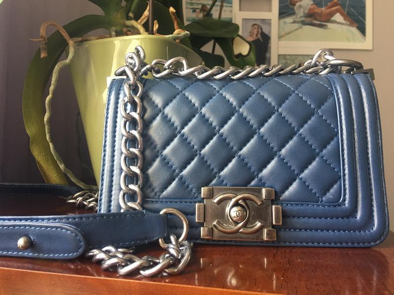 e3e1332c3d19 Легендарная сумка chanel boy Chanel, цена - 1500 грн, #4525582 ...