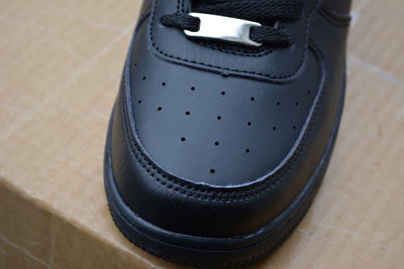 c2492600 ... Женские кроссовки черные кожа кожаные из кожи новинка стильные модные4  фото ...
