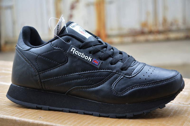 Женские кроссовки черные кожаные кожа из кожи молодежные стильные модные1  ... 0131bceabae