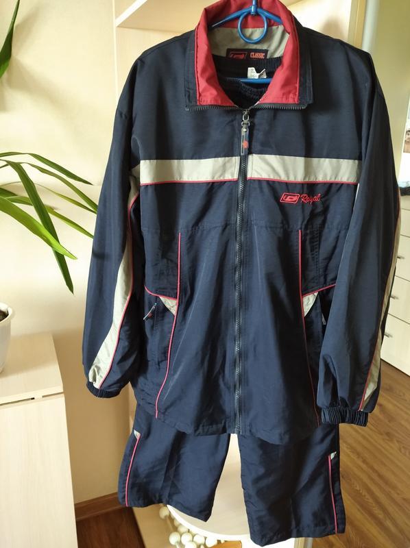 Мужской спортивный костюм  р.48-50 Royal Fashion, цена - 190 грн, #39464452, купить по доступной цене   Украина - Шафа