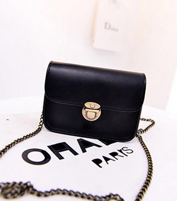 3f90f3d5edcf Маленькая черная сумочка на цепочке, цена - 180 грн, #4571305 ...