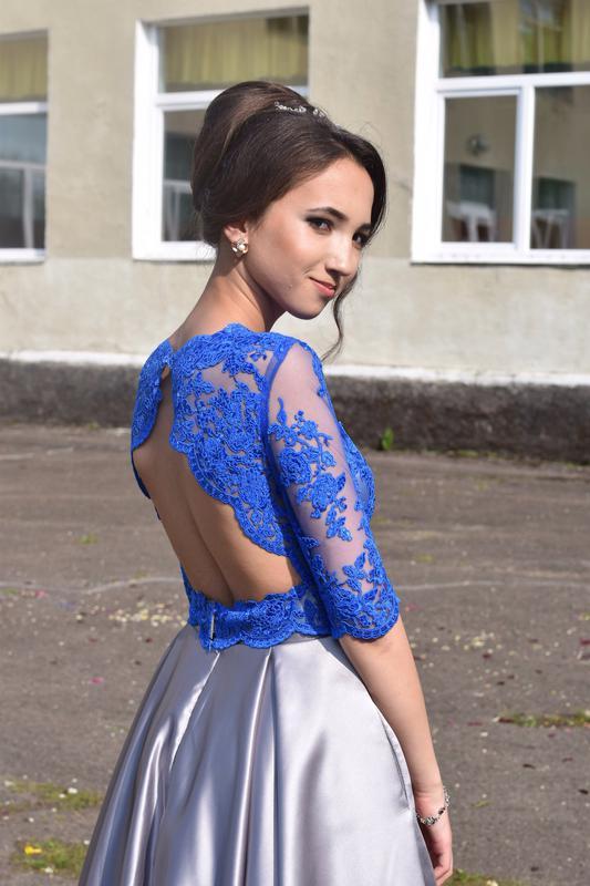 c1f9129e6046c6 Випускне плаття (топ і спідниця), цена - 6000 грн, #4645317, купить ...