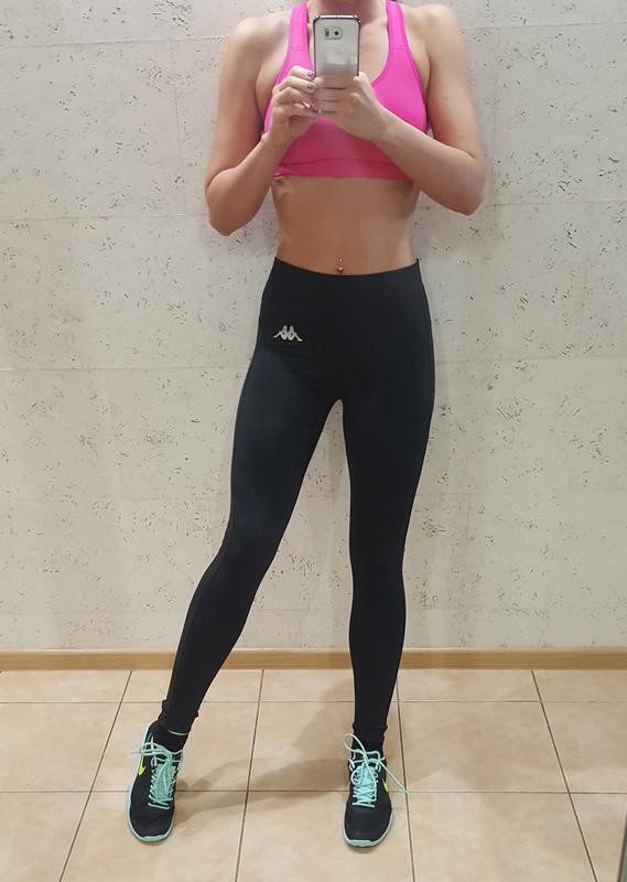 Легинсы для фитнеса kappa новые 44р. Kappa, цена - 810 грн,  4664321 ... 0ab2b7b4246
