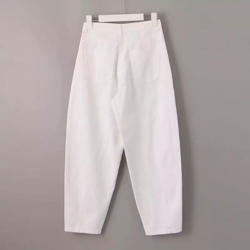 Белые джинсы мом бананы слоуч H&M, цена - 310 грн, #39285884, купить по доступной цене   Украина - Шафа