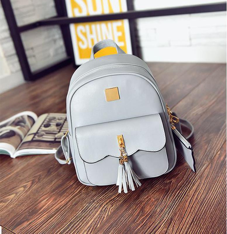 08d84c6abefc Красивый женский рюкзак с кисточкой!, цена - 400 грн, #4668544 ...