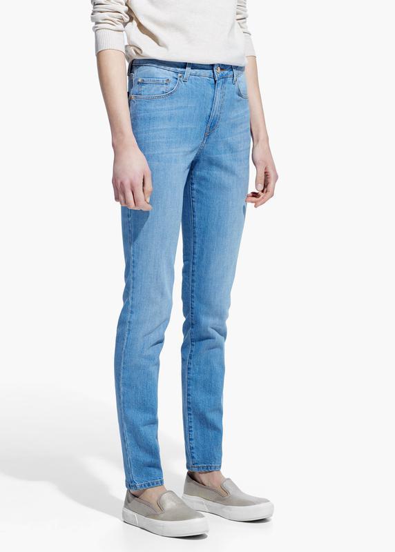 Стильні джинси mango з високою талією d55da91ea250c