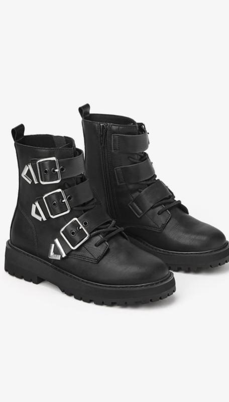 Ботинки zara ZARA, цена - 980 грн, #40711992, купить по доступной цене   Украина - Шафа