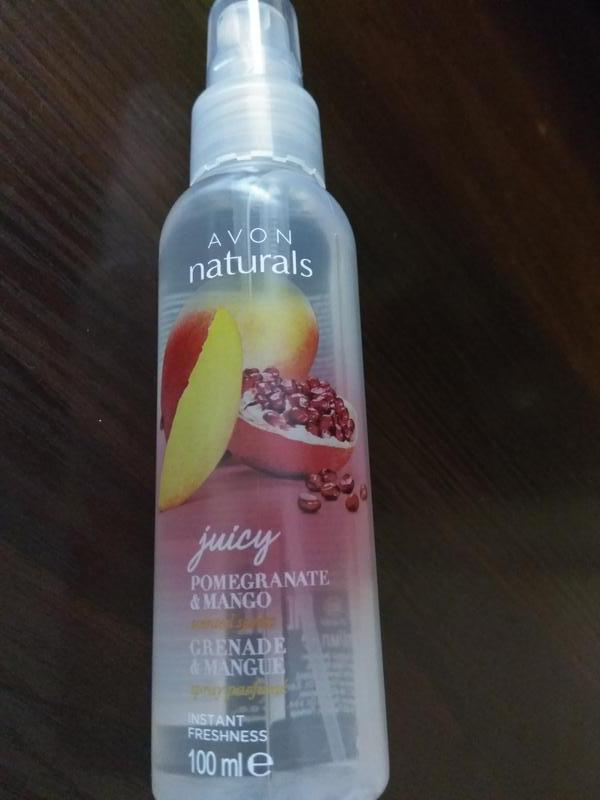 Эйвон спрей для тела гранат и манго today парфюмерная вода цена