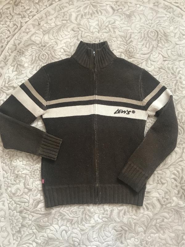 Кофта свитер Levis, цена - 110 грн, #41113096, купить по доступной цене | Украина - Шафа