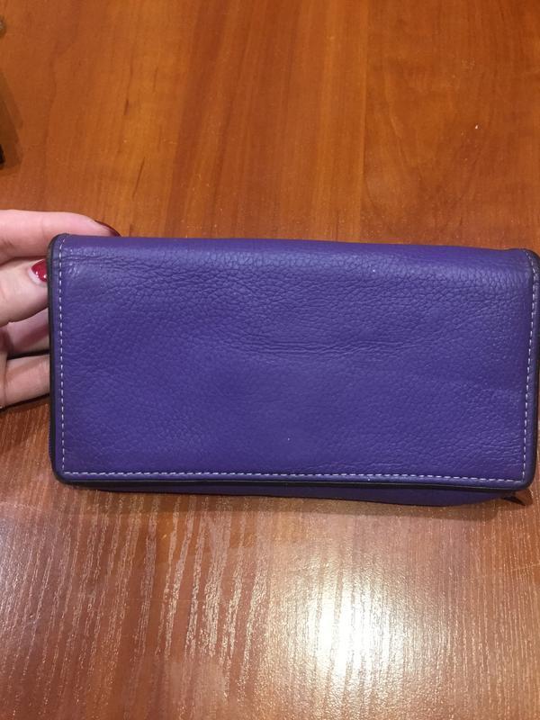 7c5ffbd2 Кожаный кошелёк vera pelle Vera Pelle, цена - 250 грн, #4748220 ...