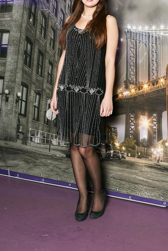 6fbccbb3097 Платье ретро для вечеринки с стиле гэтсби1 фото ...