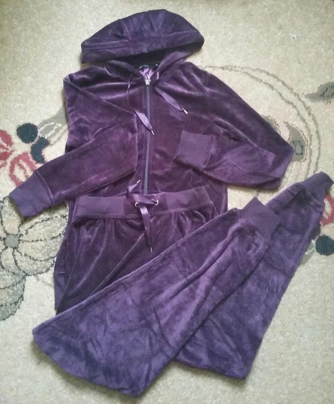 ec3d2542 Велюровый спортивный костюм esmara германия Esmara, цена - 250 грн ...