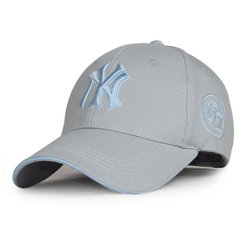 Кепка бейсболка ny cap (new york) серая. стильная вещь из натурального хлопка New York Yankees, цена - 300 грн, #41392225, купить по доступной цене | Украина - Шафа