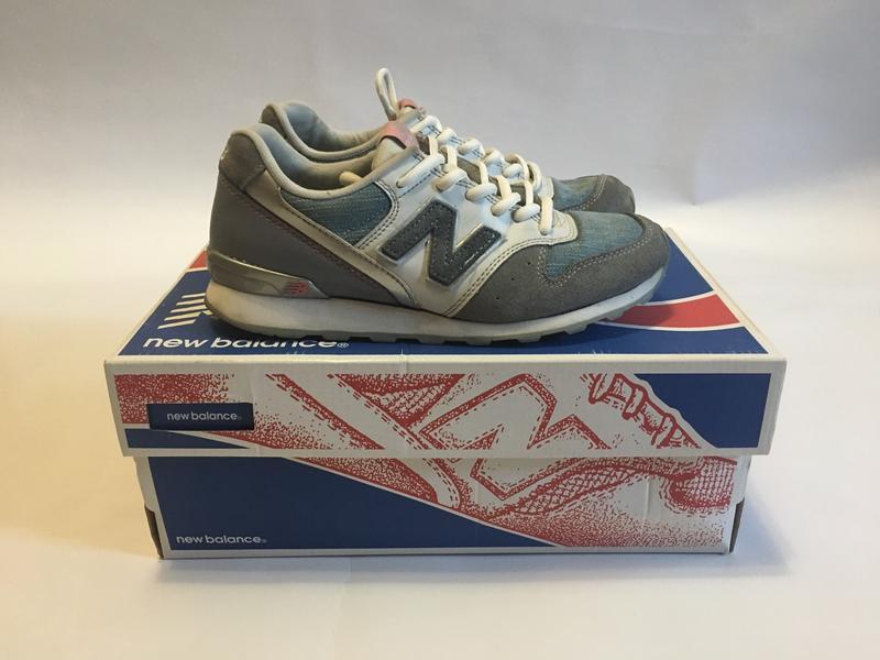 New balance 996 кроссовки кроссы кеды оригинал 37 размер New Balance, цена - 1 грн, #41427854, купить по доступной цене | Украина - Шафа