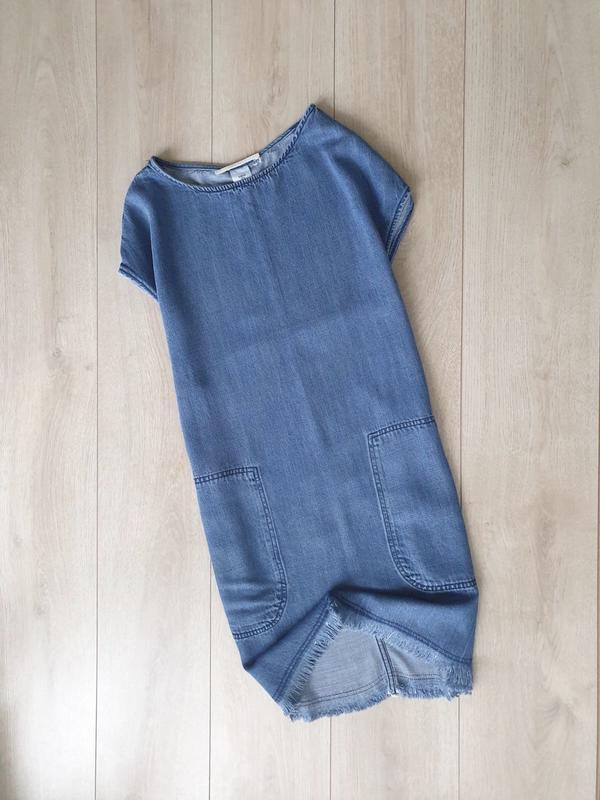 Летнее джинсовое платье H&M, цена - 350 грн, #41635631, купить по доступной цене | Украина - Шафа