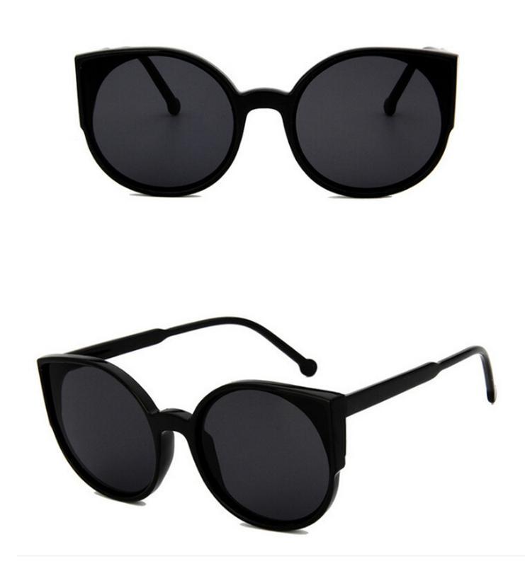 черные круглые очки 3