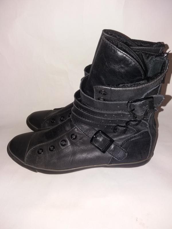 8fdbe893 Кеды кожаные высокие р. 37 converse оригинал Converse, цена - 500 ...