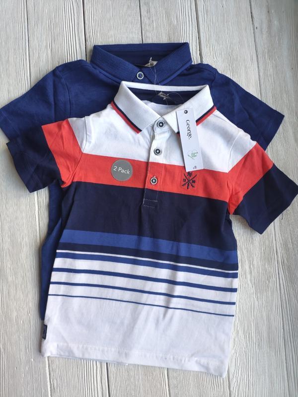 Поло / футболка george George, цена - 260 грн, #41865982, купить по доступной цене   Украина - Шафа