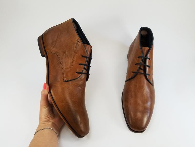 Ботинки pier one: купить по доступной цене в Киеве и Украине   SHAFA.ua