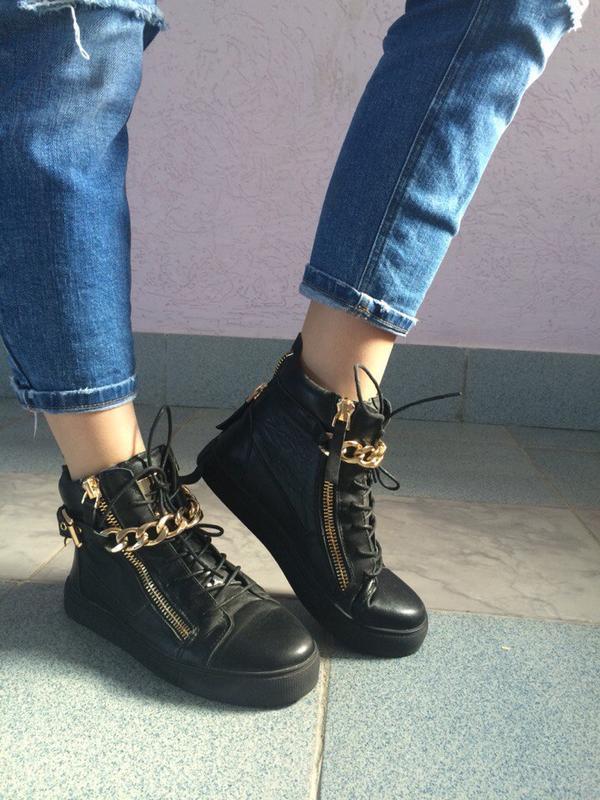 Стильне осіннє взуття)1 ... d0a58153e621b