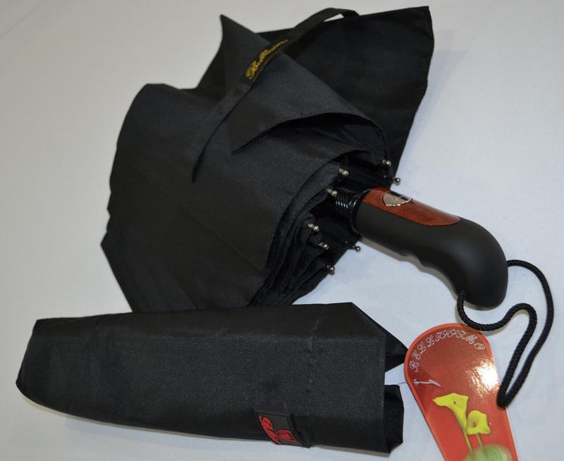 Качественный добротный мужской зонт полуавтомат антиветер, 10 спиц карбон, цена - 220 грн, #42105122, купить по доступной цене | Украина - Шафа