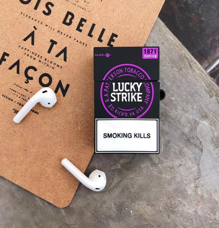 Чехол на пачку сигарет купить в система налогообложения для торговли табачными изделиями