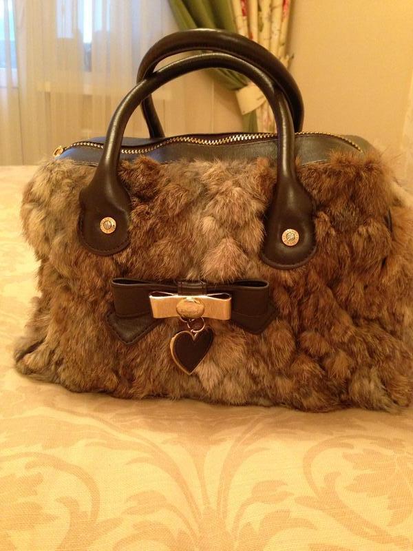 551c44156f49 Очень модная сумка blumarine (blugirl) Blumarine, цена - 1500 грн ...
