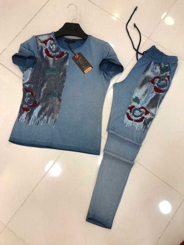 Женский турецкий прогулочный костюм турция signet трикотаж, цена - 700 грн, #42741768, купить по доступной цене | Украина - Шафа