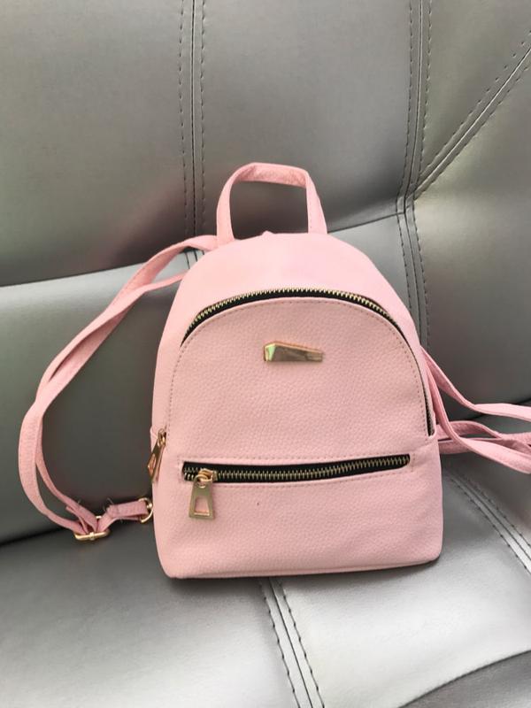 859553c7a502 Женский мини рюкзак (подарок) Bershka, цена - 310 грн, #4972240 ...