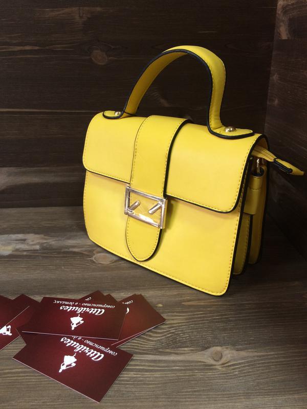 4fa120f76053 Яркий клатч лимонного цвета, цена - 400 грн, #4972399, купить по ...