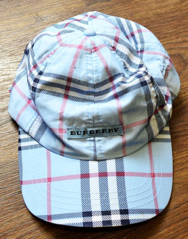 Очень крутая кепка burberry london (Burberry) за 300 грн.   Шафа fb059e9a71a