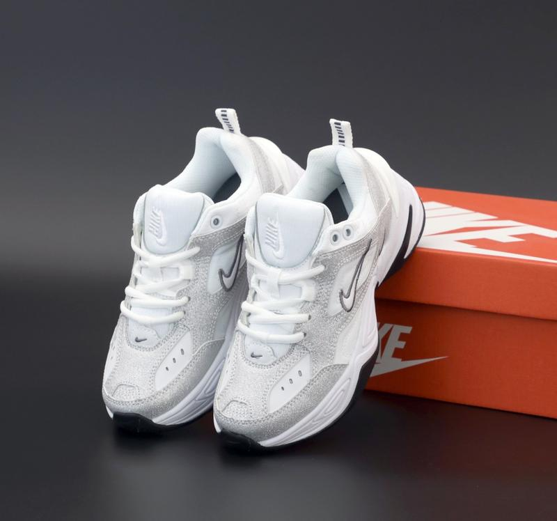 ? женские кроссовки nike m2k tekno (арт. 12220) ? Nike, цена - 1550 грн, #43319053, купить по доступной цене | Украина - Шафа