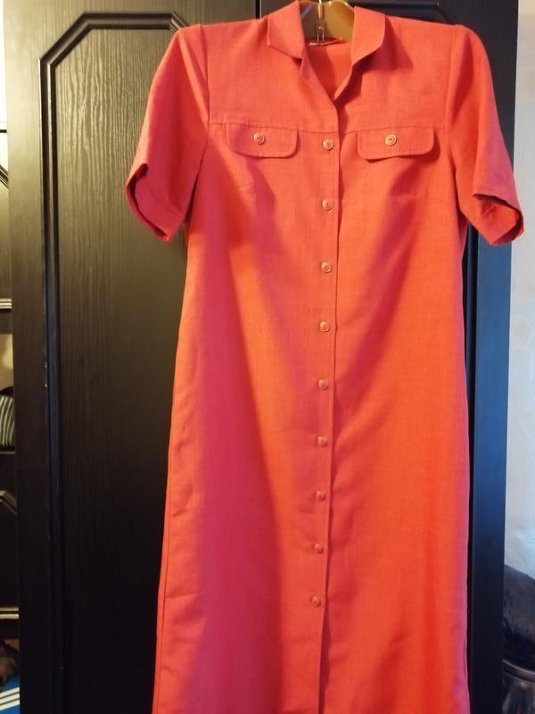 Платье - рубашка, цена - 80 грн, #43406187, купить по доступной цене | Украина - Шафа